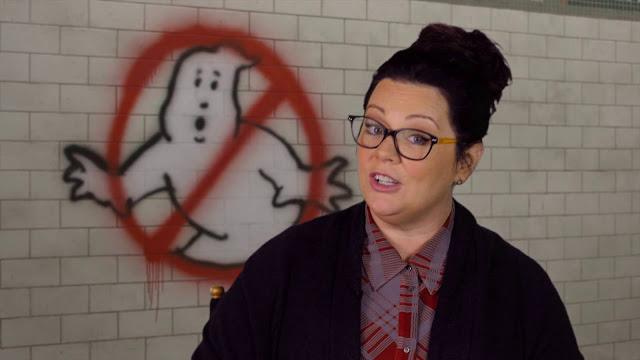 melissa mccarthy talks ghostbusters 2016