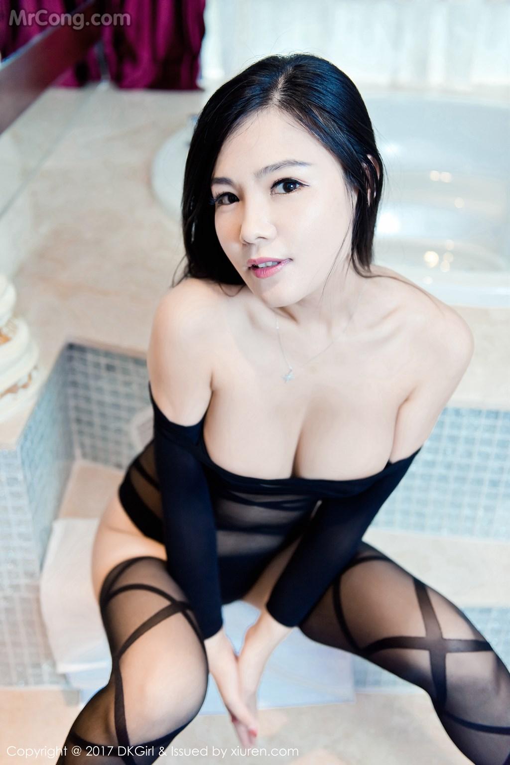 Người mẫu Ding Xiaonan với album ảnh sexy và quyến rũ 17