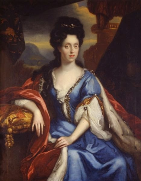 The Electress by Jan Frans van Douven