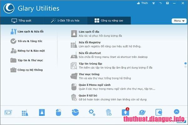 Download Glary Utilities Pro 5.114.0.139 Full Crack, phần mềmhỗ trợ tối ưu hóa máy tính, Glary Utilities Pro, Glary Utilities Pro free download, Glary Utilities Pro full key