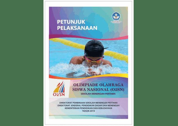 Juklak O2SN (Olimpiade Olahraga Siswa Nasional) SMP Tahun  2019