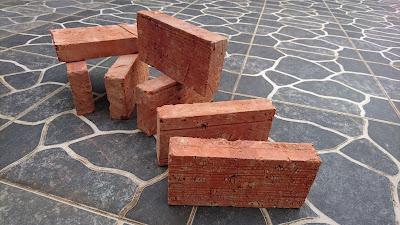 Harga batu bata merah press