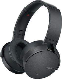 sony exbass headphones