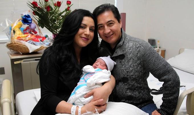Hispana alumbra primer bebé nacido en 2017 en Nueva York