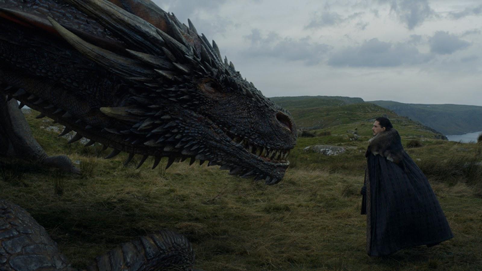 Kit Harington en la septima temporada de Juego de Tronos, HBO