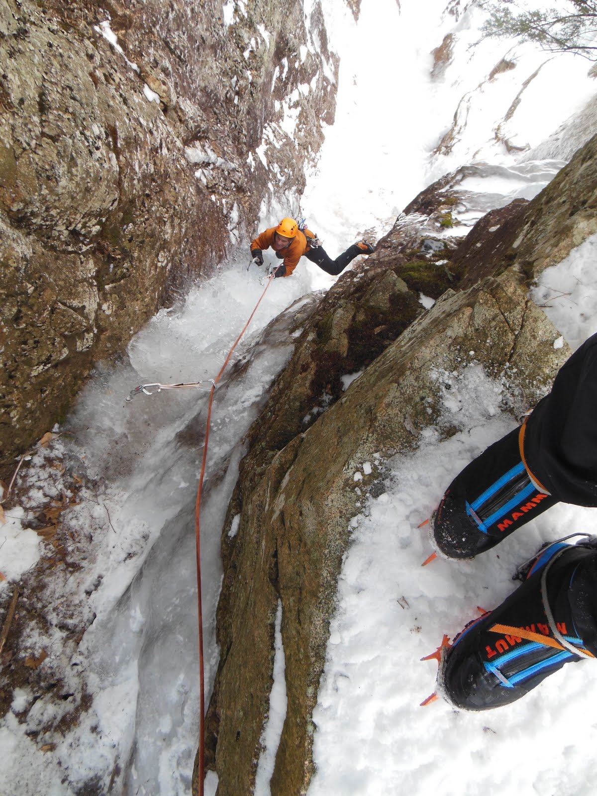 Gear Review Ice And Alpine Products Team Mammut