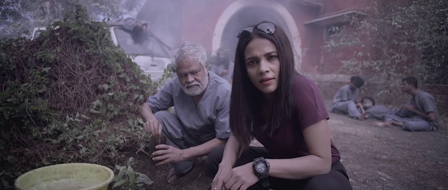 Rakkhosh (2019) Full Movie [Hindi-DD5.1] 720p HDRip ESubs Download
