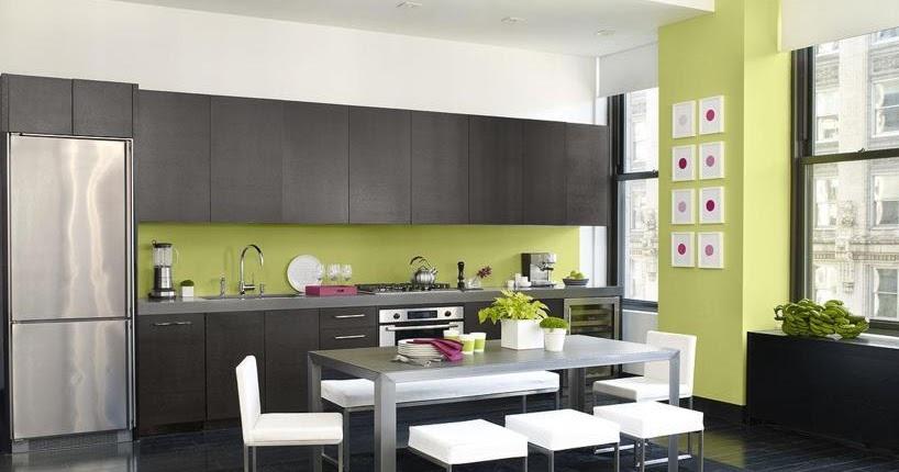 Modern Kitchen Paint Colors Ideas Home Interior Exterior Decor Design Ideas