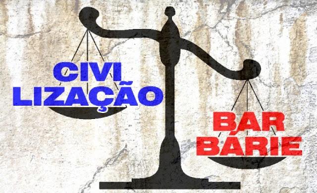 Resultado de imagem para brasil na barbárie