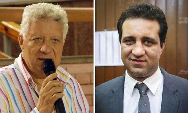 رد احمد مرتضى منصور على الاتهامات والهجوم النارى من ميدو لوالده رئيس نادى الزمالك مرتضى منصور