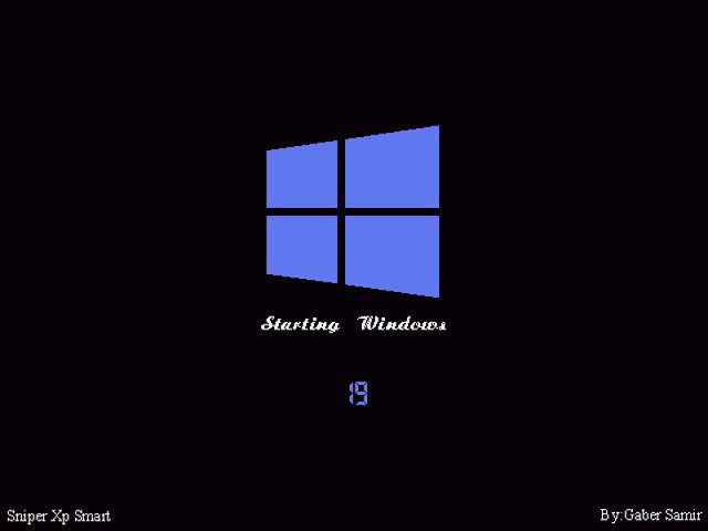 windows xp Sniper Xp Smart - عالم التقنيه