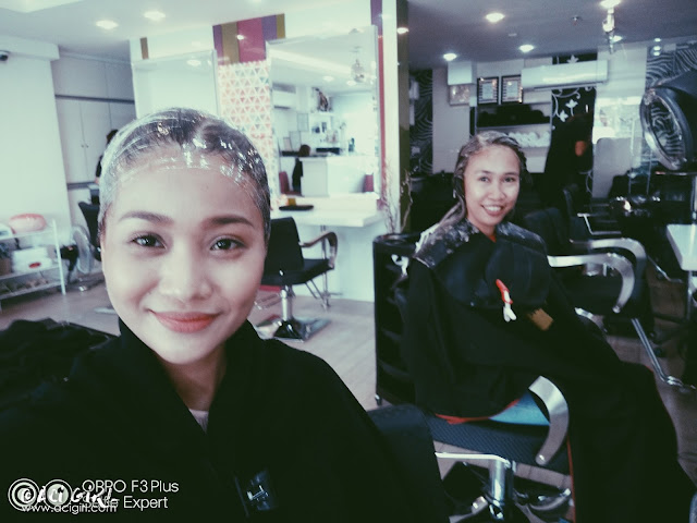 Staus Hair Salon Maginhawa Branch