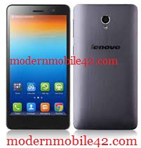 Lenovo S860 MT6582 Flash file