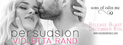 Tasty Book Blast: Persuasion by Violetta Rand