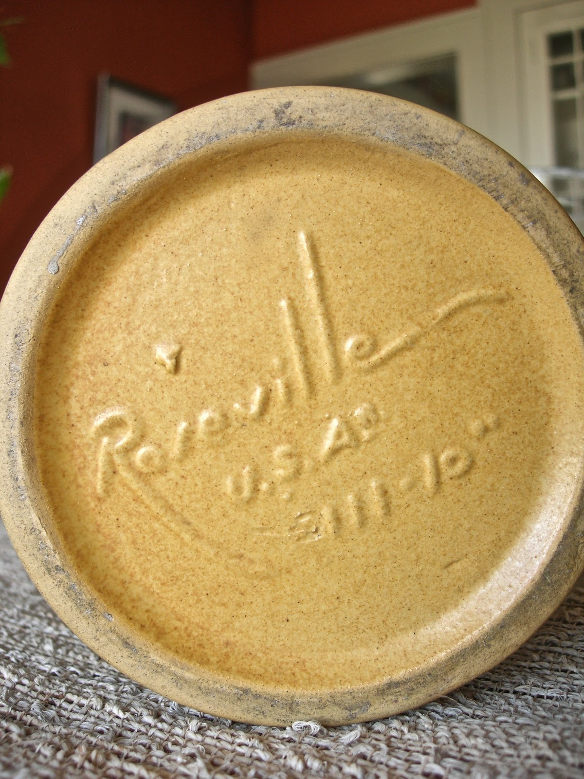 My Little Bungalow Roseville Pottery