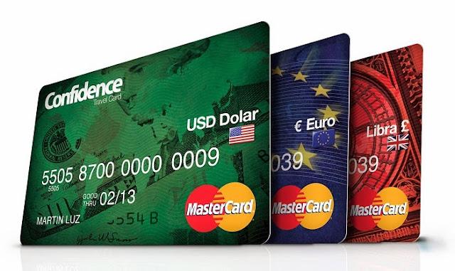 Cartão Pré Pago Internacional para Cancún