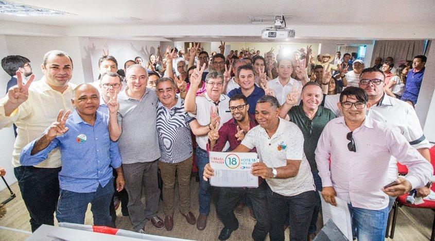 PPS, DEM, PMN e Rede reafirmam apoio ao nome de João Azevêdo para Governo do Estado