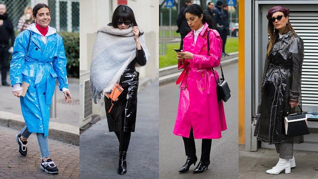 10 Kiểu áo khoác chất lừ mà còn là trợ thủ đắc lực của mùa mưa