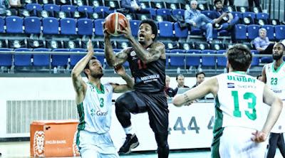 Patrick Miller - Gaziantep Basketbol