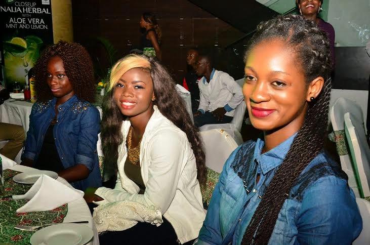 8 The CloseUp Naija Herbal Gel Launch Event