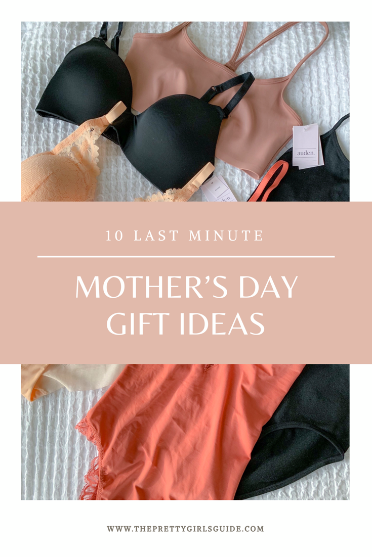 last minute mothers day gift idea