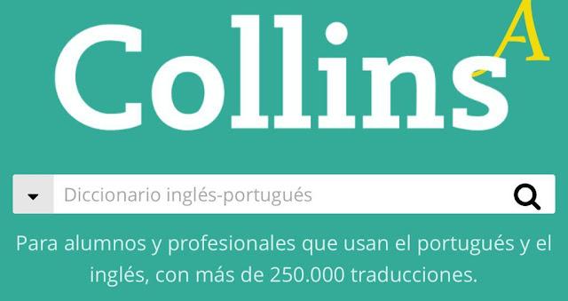 Dicionário Collins Inglês-Português