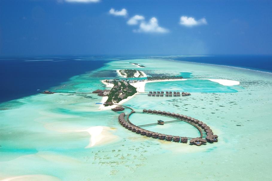 Luxury Life Design: Olhuveli Beach & Spa Resort, Maldives