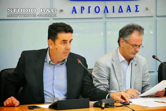 Δημοτικό Συμβούλιο στο Ναύπλιο με 19 θέματα στις 18 Ιουλίου 2017