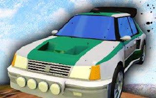 Permainan Rally Racing