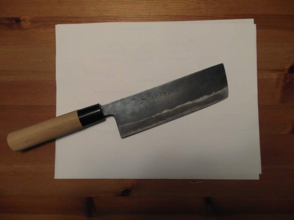 High End Cutlery Knife Sharpening Using Traditional Methods The Chosen One