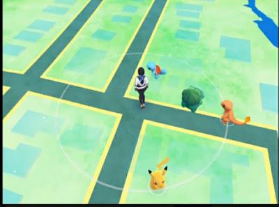 Kalautau.com - cara mendapatkan pikachu sebagai pokemon starter