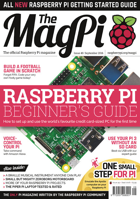 The MagPi 48ª edição