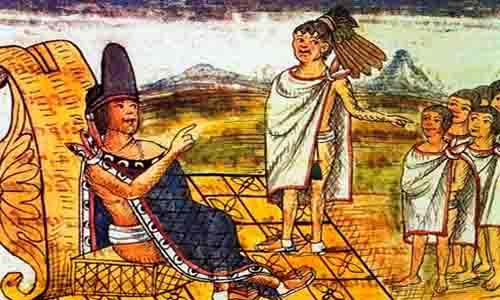 Tributo del totonacapan a la triple alianza