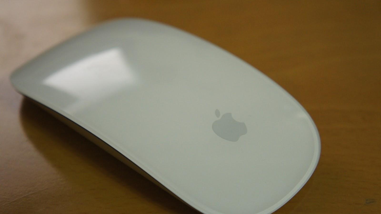 ckxken Blog: 『開箱』Apple Magic Mouse Multi-Touch 滑鼠開箱