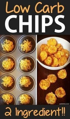 Low Carb Chips Recipe