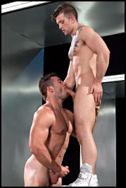 Drek Bolt y Sebastian Kross