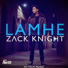 Zack Knight Punjabi Hindi Lyrics Woh Lamhe Woh Baatein