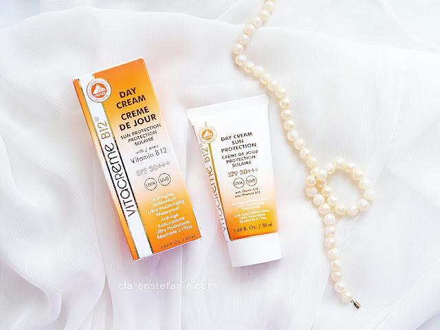 Review Vitacreme B12 Day Cream