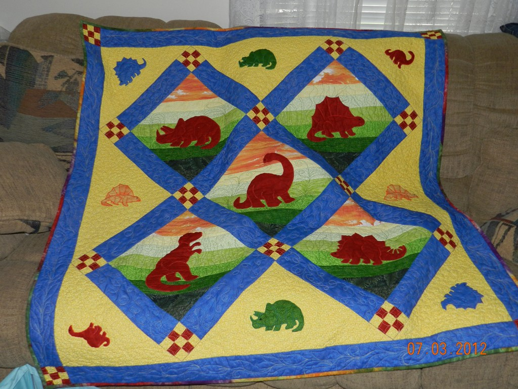 Dinah S Quilts And Embroidery Baby Toddler Quilts