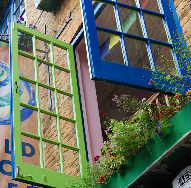 Neil's Yard, London
