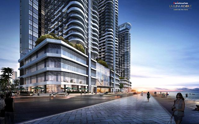 thiết kế căn hộ condotel hiện đại