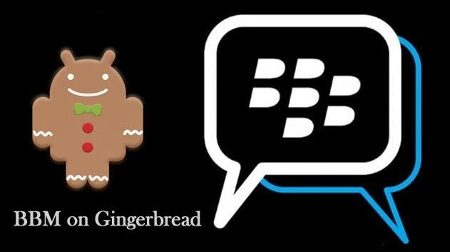 Cara Install dan Download BBM for Android Gingerbread APK ...