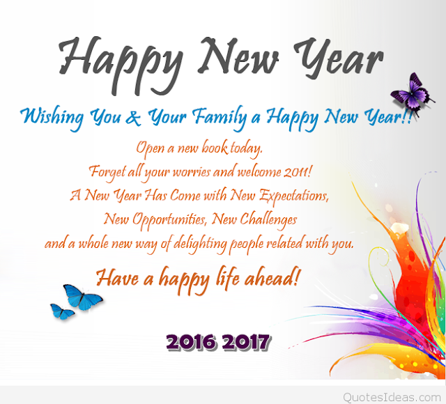 Happy New Year 2017 Images with Wishes