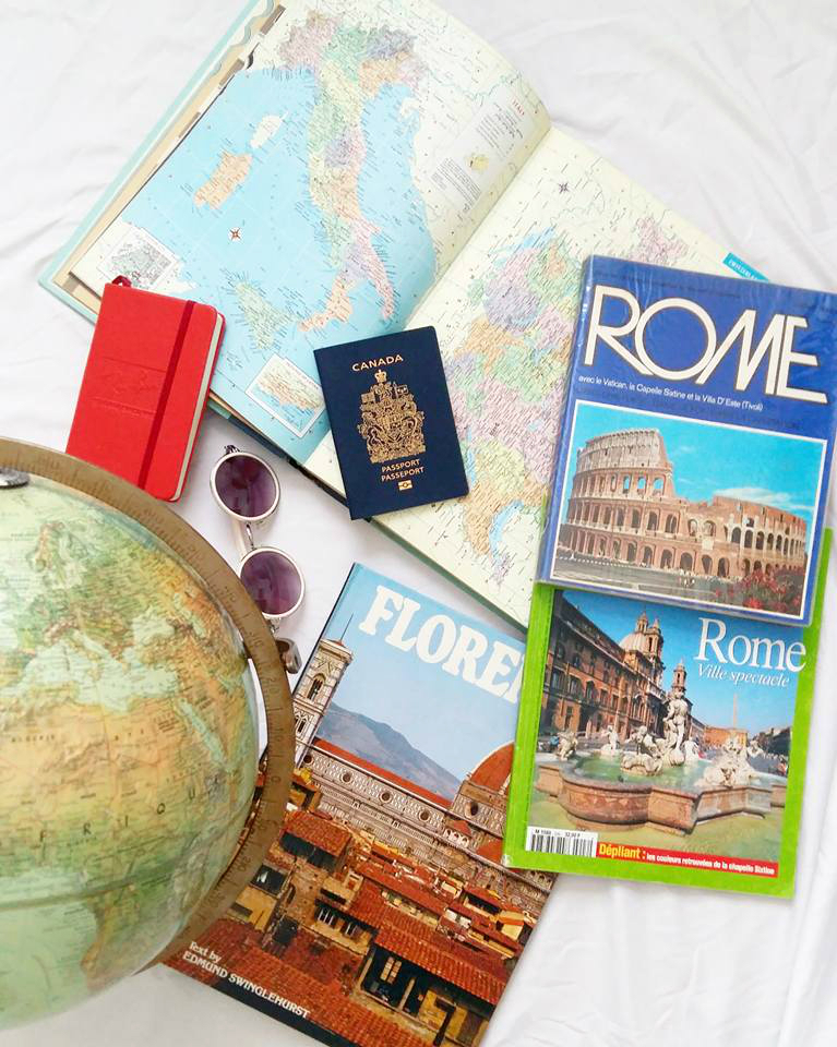 Italy, atlas, passport, rome, globe, travel, travel book, fashion is my religion