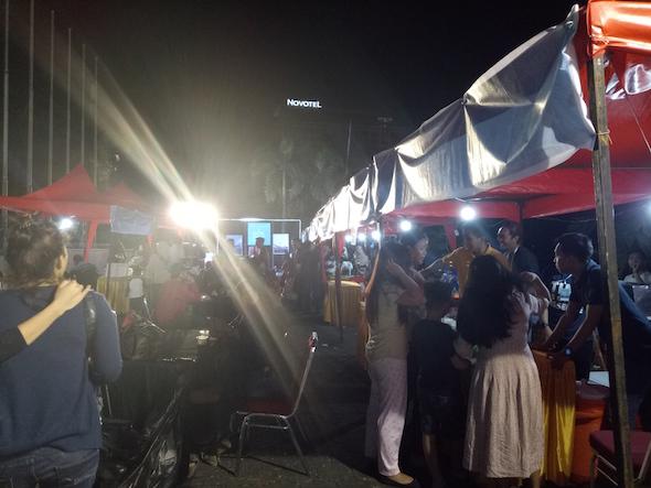 Traditional Food Vaganza, Makanan Tradisional Disulap Jadi Modern Yanikmatilah Saja