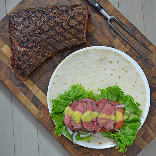 Great beef tri-tip recipe