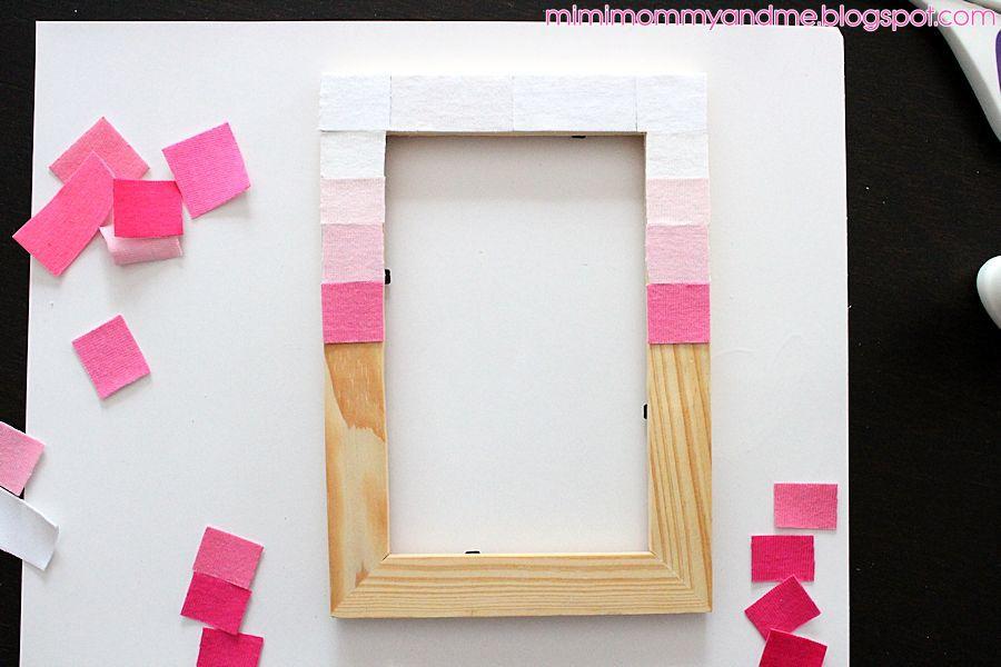 picture frame designs diy