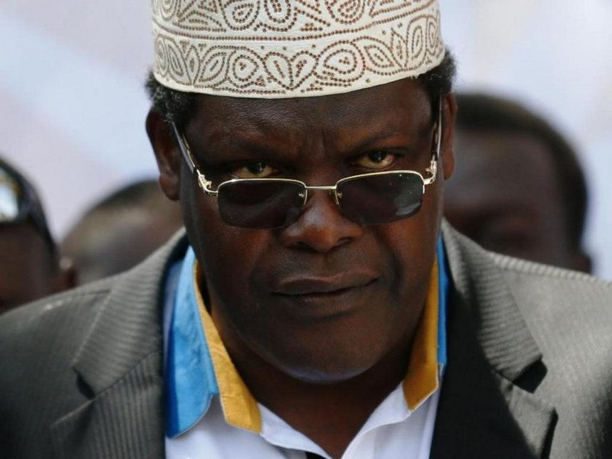 Miguna Miguna Seriously Ill In Dubai After Being Drugged By Kenyan Police