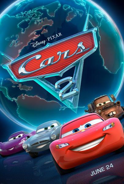 Cars 2 (2011) Dual Audio [Hindi-English] 720p BluRay ESubs Download