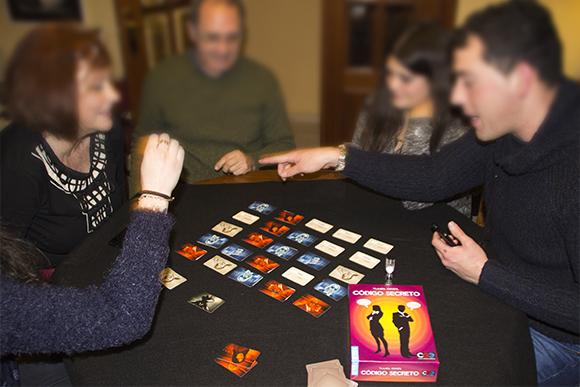 juegos de mesa en Éxito y Error